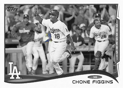2014 Topps Baseball Sparkle Variation Spotter 148