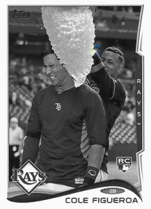 2014 Topps Update Series Sparkle HL US 203 Cole Figueroa 217x300 Image