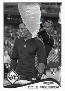 2014 Topps Baseball Sparkle Variation Spotter 153