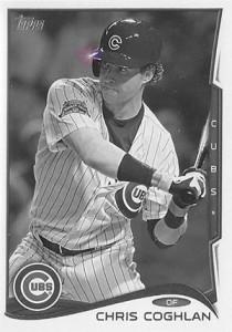 2014 Topps Baseball Sparkle Variation Spotter 157