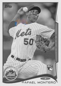 2014 Topps Baseball Sparkle Variation Spotter 162