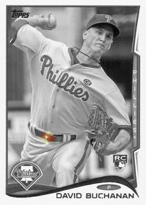 2014 Topps Baseball Sparkle Variation Spotter 163