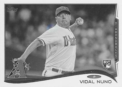 2014 Topps Baseball Sparkle Variation Spotter 131
