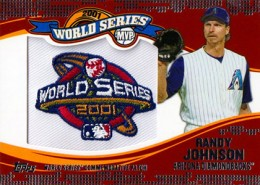 2014 Topps Update Series Baseball Retail World Series MVP Patch Card Gallery 11