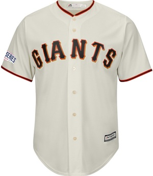 2014 World Series Jerseys San Francisco Giants