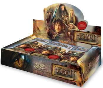 2015 Cryptozoic The Hobbit: The Desolation of Smaug Trading Cards - Review Added 3