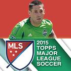 2015 Topps MLS Major League Soccer Cards