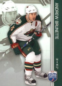 Minnesota Wild Collecting and Fan Guide 42