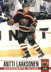Minnesota Wild Collecting and Fan Guide 46