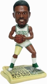 Boston Celtics Bobblehead Bill Russell
