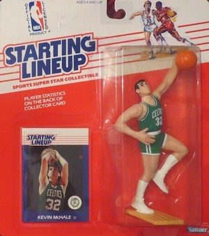 Boston Celtics Starting Lineup Kevin McHale