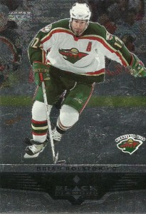 Minnesota Wild Collecting and Fan Guide 45