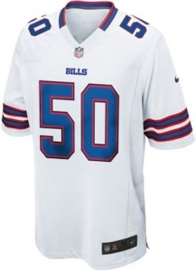 Buffalo Bills Game Replica Jersey