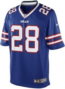 Buffalo Bills Limited Jersey