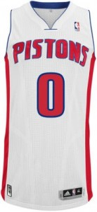Detroit Pistons Authentic Jersey