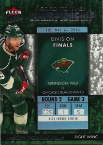 Minnesota Wild Collecting and Fan Guide 56