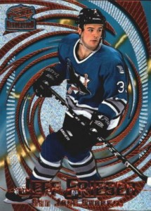 San Jose Sharks Collecting and Fan Guide 58