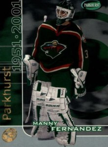 Minnesota Wild Collecting and Fan Guide 47