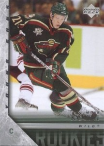Minnesota Wild Collecting and Fan Guide 57