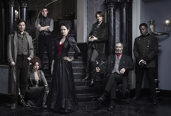 Penny Dreadful Trading Cards Coming from Cryptozoic 1