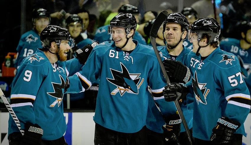 San Jose Sharks Collecting and Fan Guide 65