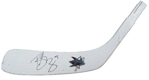 San Jose Sharks Stick