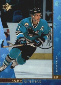 San Jose Sharks Collecting and Fan Guide 55