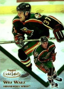 Minnesota Wild Collecting and Fan Guide 43