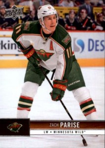 Minnesota Wild Collecting and Fan Guide 53