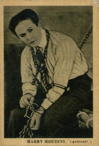 1922 Boys Cinema Harry Houdini