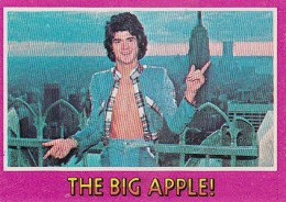 1975 Topps Bay City Rollers Big Apple