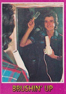 1975 Topps Bay City Rollers Brushin Up