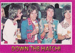1975 Topps Bay City Rollers Down the Hatch