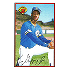 1989 Bowman Baseball Cards
