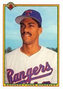 1990 Bowman Baseball Cards 21