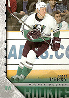 Corey Perry Cards and Rookie Card Guide