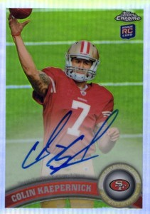 Top 10 Topps Chrome Football Rookie Autographs 8