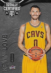 2014-15 Panini Totally Certified Basketball 104 Kevin Love