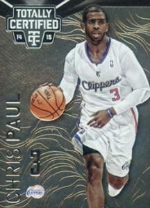2014-15 Panini Totally Certified Basketball 33 Chris Paul