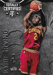 2014-15 Panini Totally Certified Basketball 86 Kyrie Irving