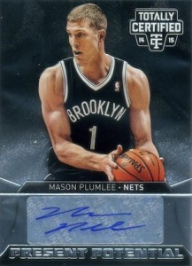 2014-15 Panini Totally Certified Basketball Cards 28