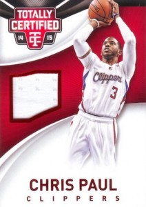 2014-15 Panini Totally Certified Basketball Cards 35