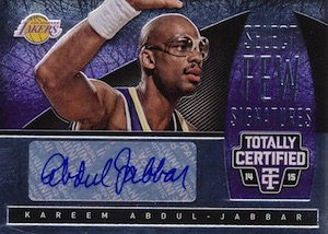 2014-15 Panini Totally Certified Basketball Cards 29