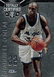 2014-15 Panini Totally Certified Basketball Variations 121 Shaquille ONeal
