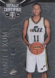 2014-15 Panini Totally Certified Basketball Variations 145 Dante Exum