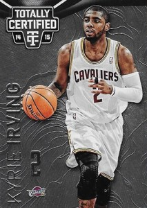 2014-15 Panini Totally Certified Basketball Variations 86 Kyrie Irving