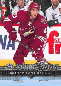 All the 2014-15 Upper Deck Hockey Young Guns in One Place 26