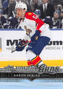 Aaron Ekblad Rookie Cards Checklist and Guide 7