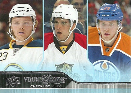 All the 2014-15 Upper Deck Hockey Young Guns in One Place 50