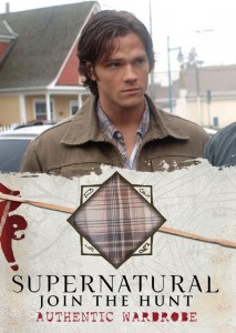 2014 Cryptozoic Supernatural Seasons 1-3 Wardrobe